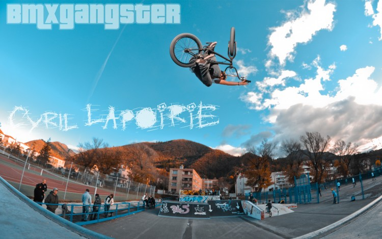 Wallpapers Sports - Leisures BMX bmxgangster team - cyril lapoirie
