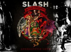 Music Slash : Apocalyptic Love