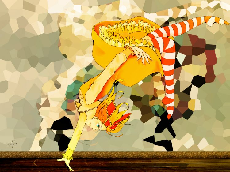 Wallpapers Manga Miscellaneous Ballerine