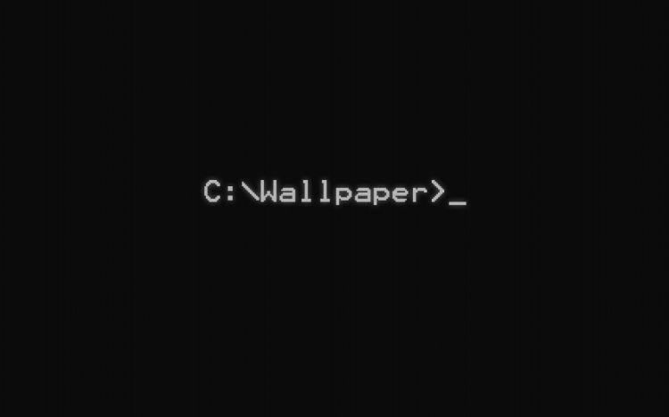 Fonds d'écran Informatique Geek C:/Wallpaper