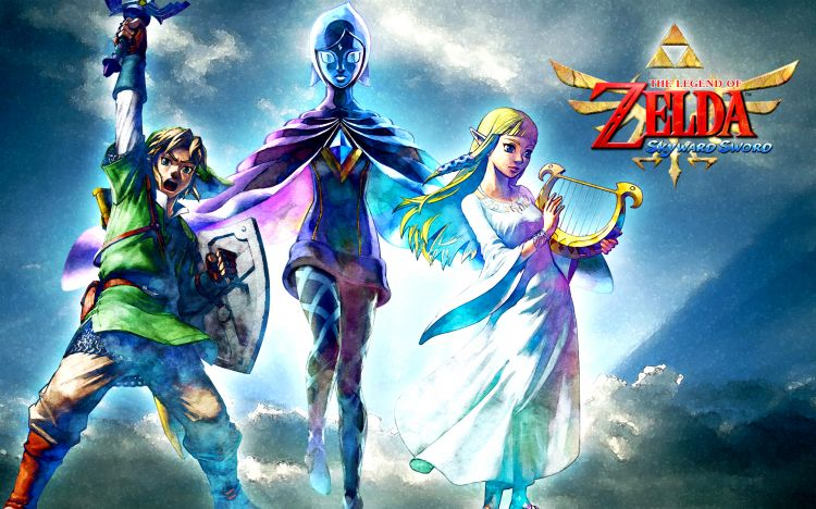 Wallpapers Video Games Zelda Skyward Sword