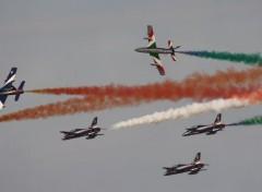 Avions Frecce tricolori