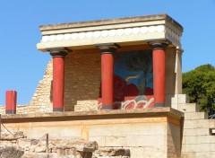Voyages : Europe Palazzo di Cnosso