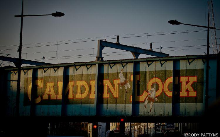 Fonds d'écran Voyages : Europe Grande-Bretagne > Londres Camden Lock