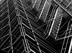 Constructions and architecture Echafaudages