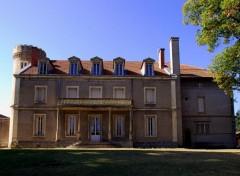 Constructions and architecture Chateau le grand Clos , Cuzieu ,Loire 42