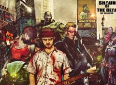 Video Games Shaun Of the Dead.