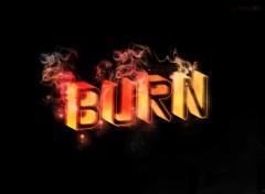 Digital Art Burn or Freeze