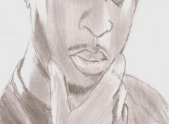 Art - Pencil barack adama de sexion d'assau