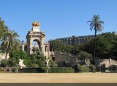 Voyages : Europe Parc de la Ciutadella (Barcelone)