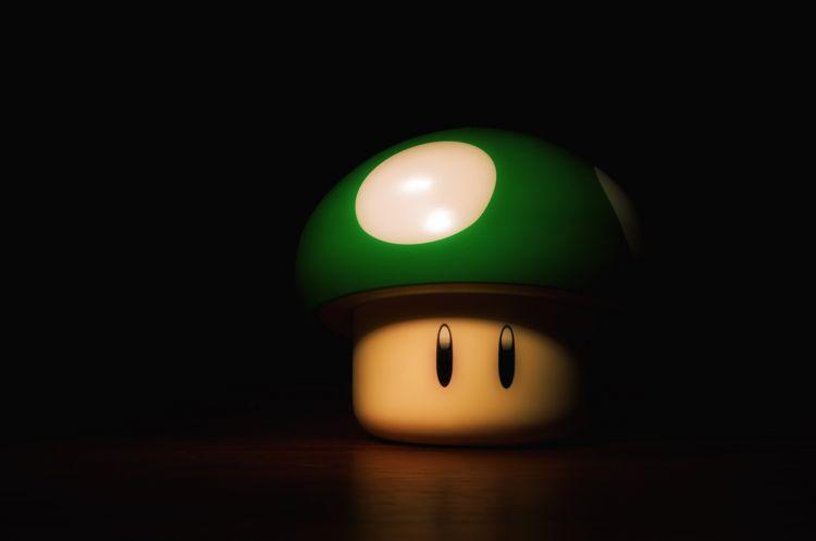Fonds d'écran Jeux Vidéo Mario Toad