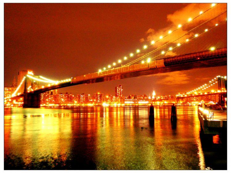 Fonds d'écran Voyages : Amérique du nord Etats-Unis > New York Wallpaper N°294747