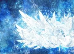 Digital Art Ice queen