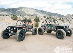 Cars jeep cj et willys buggy