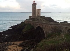 Voyages : Europe phare du minou