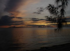 Voyages : Asie coucher de soleil kho samui