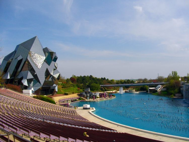 Wallpapers Constructions and architecture Amusement Parks > Futuroscope Wallpaper N°295464