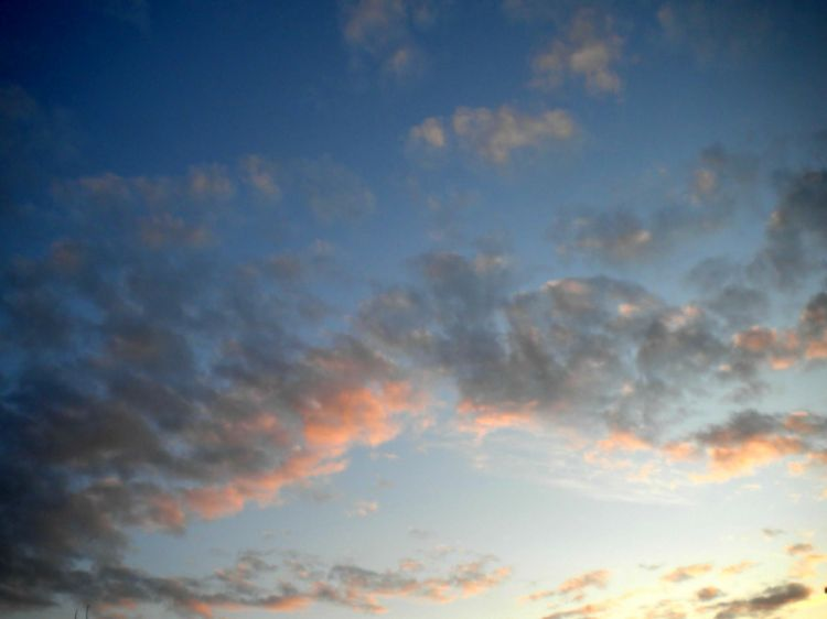 Wallpapers Nature Skies - Clouds Aube