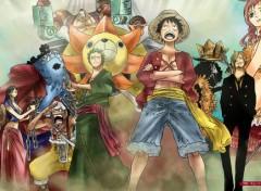 Manga Mugiwara Team
