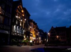 Trips : Europ Le vieux Rouen au lueur hivernale