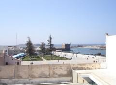 Trips : Africa vue sur le port d'éssaouira