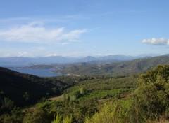 Trips : Europ vue sur la baie d'ajaccio