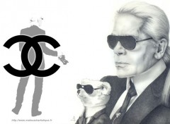 Célébrités Homme Karl Lagerfeld