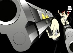 Manga Soul eater guns