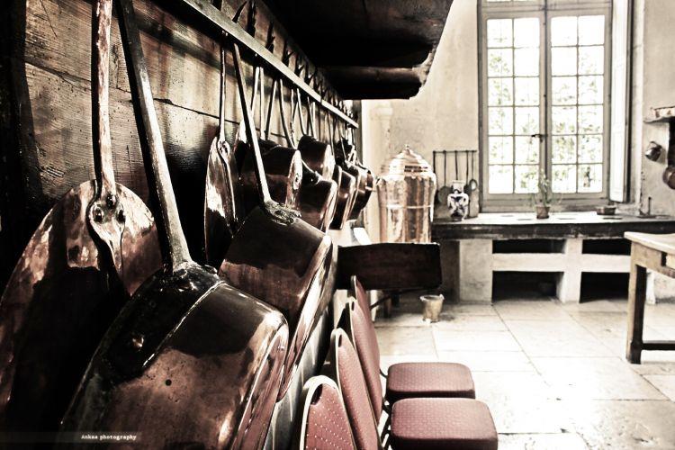 Fonds d'écran Constructions et architecture Châteaux - Palais Cuisine du chateau