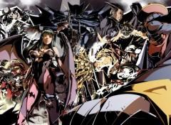 Manga Darkstalkers