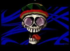 Humour Cool le Skull