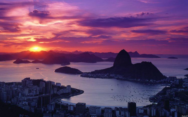 Fonds d'écran Voyages : Amérique du sud Brésil Wallpaper N°297447
