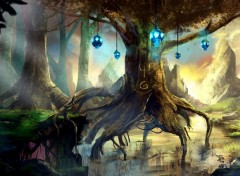 Fantasy and Science Fiction Arbre