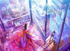 Manga Princess Buterfly