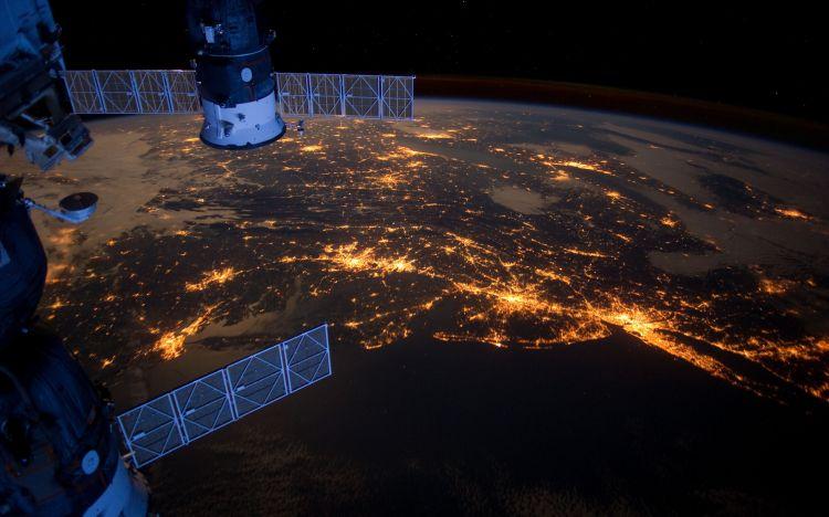 Wallpapers Space Satellites - Stations Wallpaper N°297994