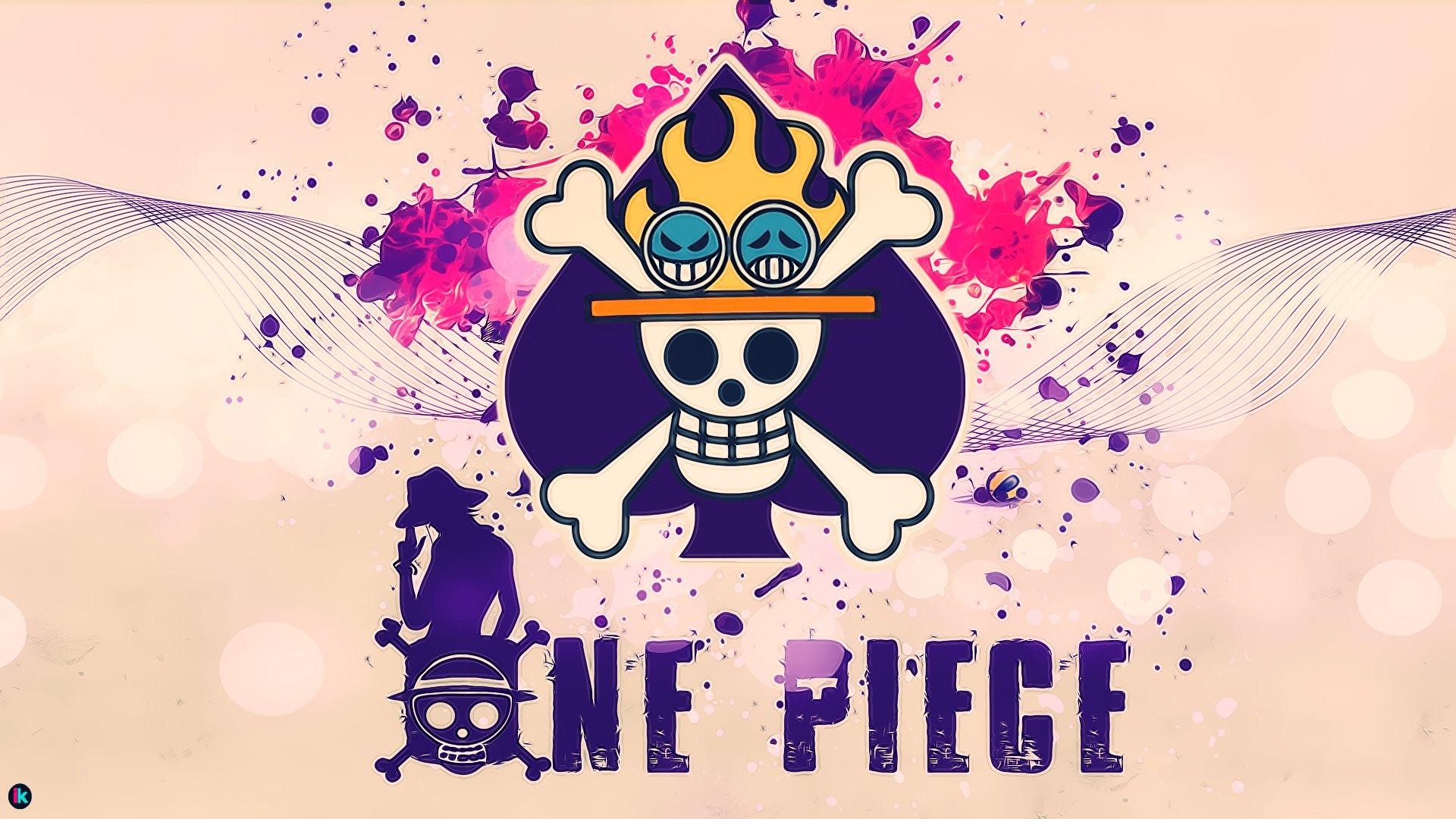 Fonds d'écran Manga One Piece D!