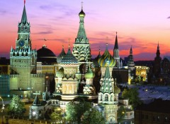 Voyages : Europe Saint Basil's Cathedral