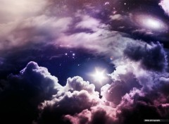 Espace Clair d'étoiles