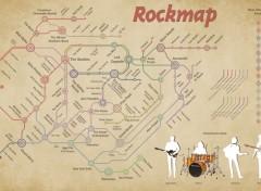 Music Rockmap
