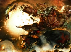 Video Games Asura's Wrath