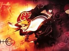Manga Senju vs Uchiwa, Naruto vs Sasuke