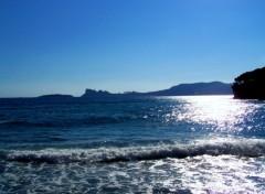 Nature Blue Paradise