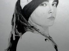Art - Pencil Tom Kaulitz