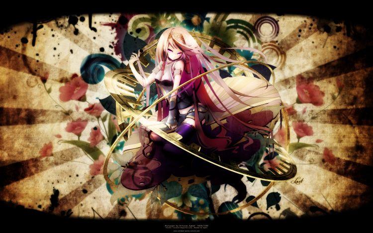 Fonds d'écran Manga Vocaloïds Lust