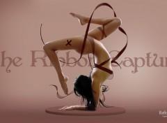 Art - Numérique The ribbons capture