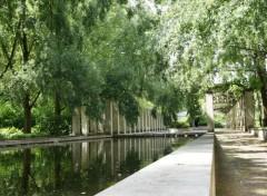Nature Le Bassin Romantique   (photo prise le 17 mai 2012)