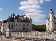 Voyages : Europe Chenonceau 01
