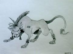 Art - Pencil Rouge XIII