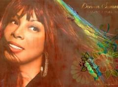 Musique LaDonna Andrea Gaines Alias Donna Summer