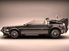 Cinéma DeLorean